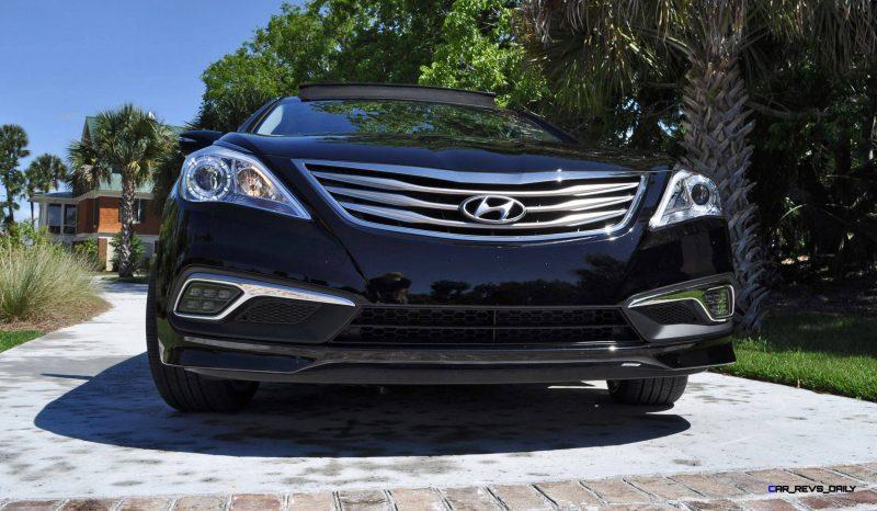 Road Test Review - 2015 Hyundai AZERA Limited 71