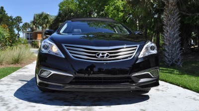Road Test Review - 2015 Hyundai AZERA Limited 72