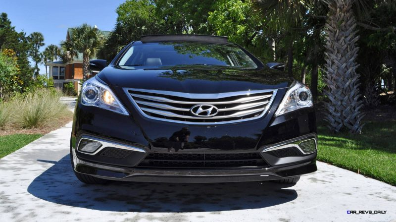 Road Test Review - 2015 Hyundai AZERA Limited 72