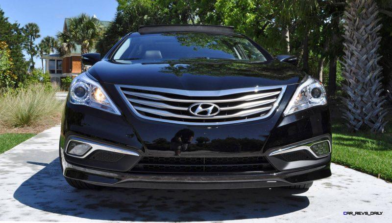 Road Test Review - 2015 Hyundai AZERA Limited 73