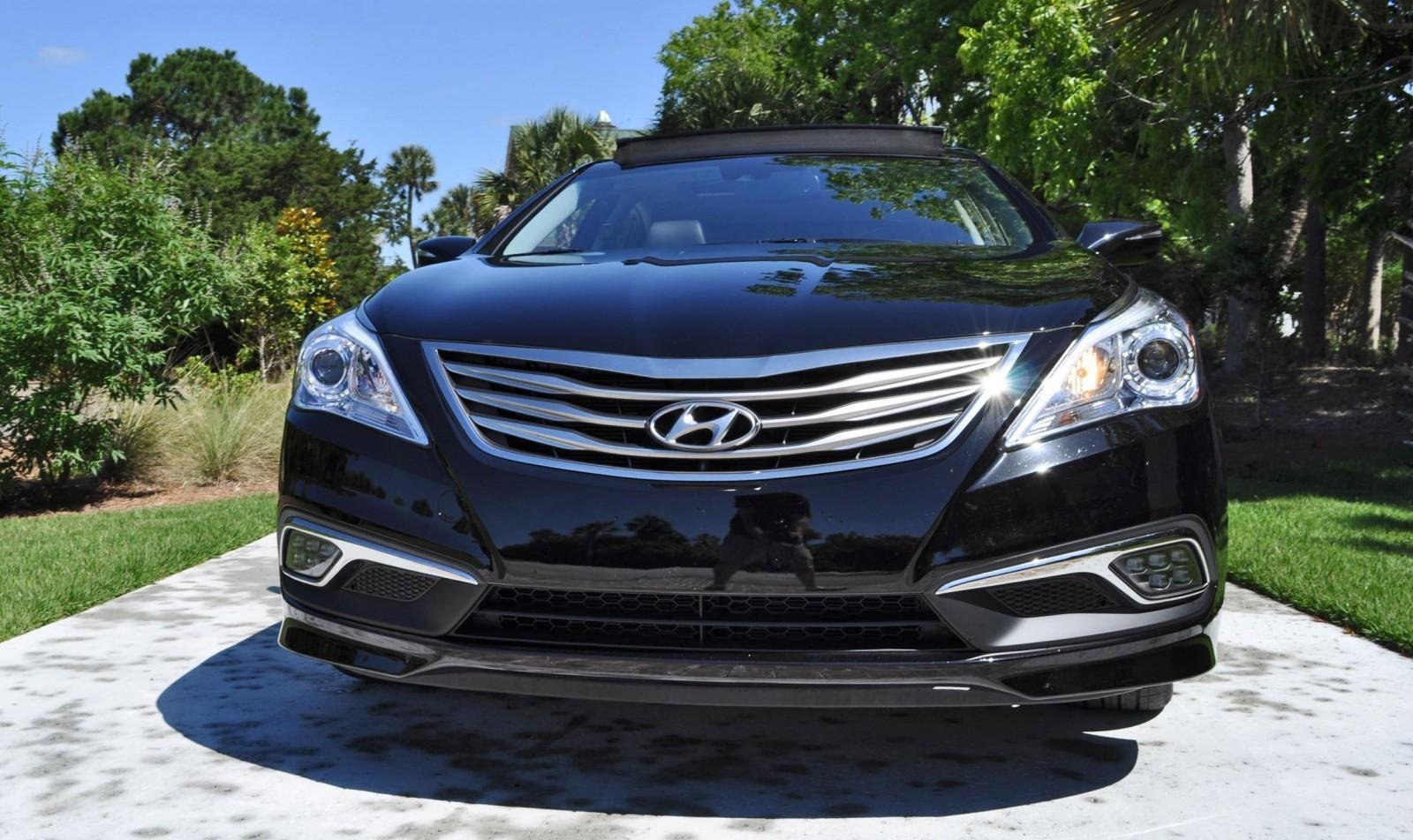 Road Test Review - 2015 Hyundai AZERA Limited 74