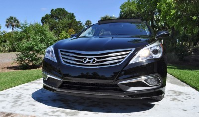 Road Test Review - 2015 Hyundai AZERA Limited 75