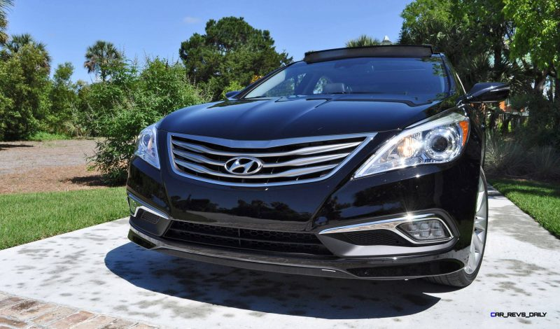 Road Test Review - 2015 Hyundai AZERA Limited 76