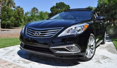 Road Test Review - 2015 Hyundai AZERA Limited 78