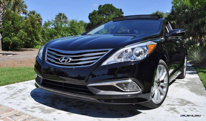 Road Test Review - 2015 Hyundai AZERA Limited 78