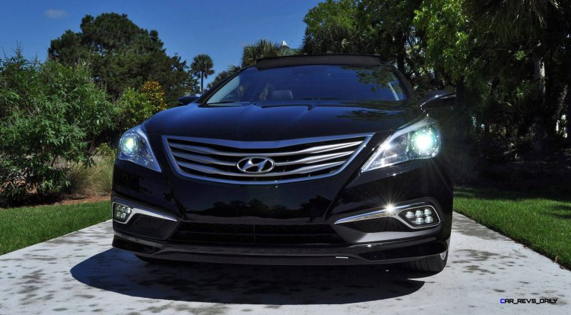 Road Test Review - 2015 Hyundai AZERA Limited 79