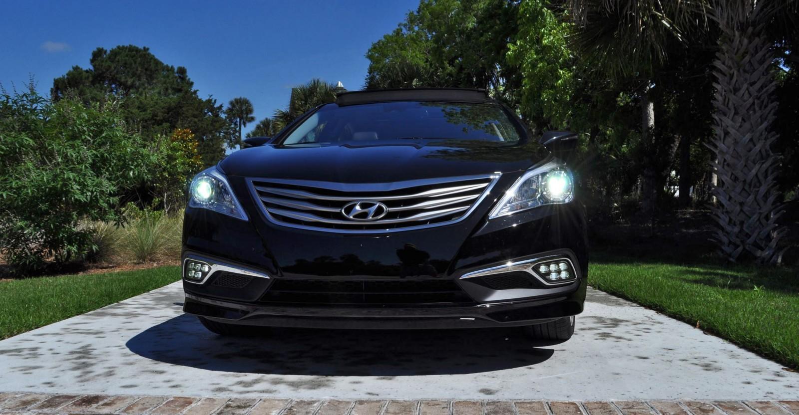 Road Test Review - 2015 Hyundai AZERA Limited 80