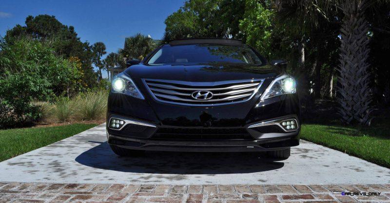 Road Test Review - 2015 Hyundai AZERA Limited 81