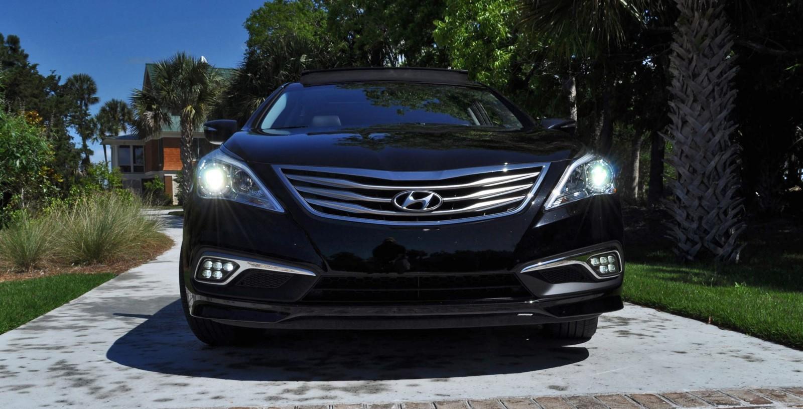 Road Test Review - 2015 Hyundai AZERA Limited 82