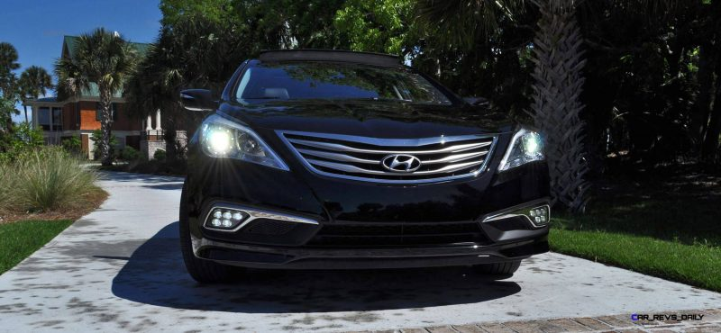 Road Test Review - 2015 Hyundai AZERA Limited 83