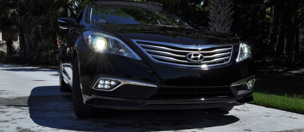 Road Test Review - 2015 Hyundai AZERA Limited 85