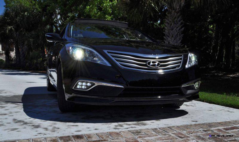 Road Test Review - 2015 Hyundai AZERA Limited 85