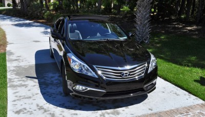 Road Test Review - 2015 Hyundai AZERA Limited 90