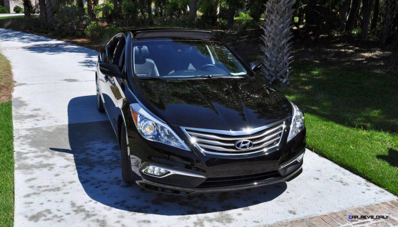 Road Test Review - 2015 Hyundai AZERA Limited 90