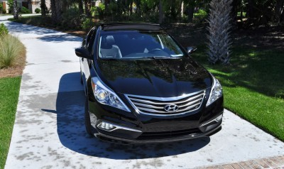 Road Test Review - 2015 Hyundai AZERA Limited 91