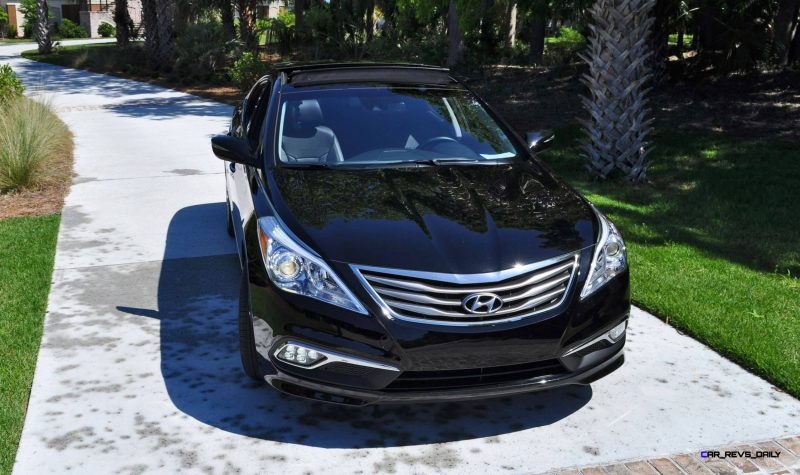 Road Test Review - 2015 Hyundai AZERA Limited 91