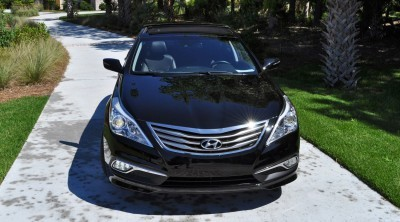 Road Test Review - 2015 Hyundai AZERA Limited 93