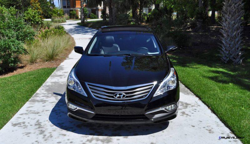 Road Test Review - 2015 Hyundai AZERA Limited 94