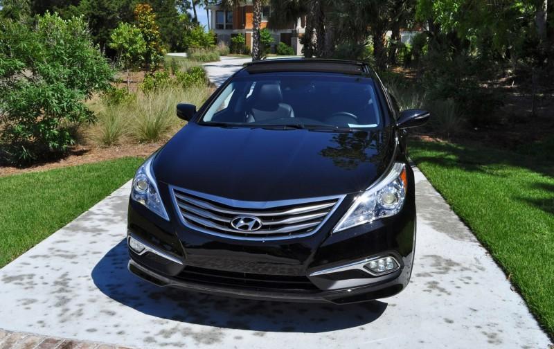 Road Test Review - 2015 Hyundai AZERA Limited 95