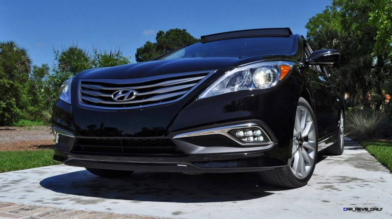 Road Test Review - 2015 Hyundai AZERA Limited 97