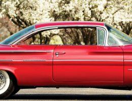 Musclecar Origin Story – 1960 Pontiac Bonneville Sport Coupe