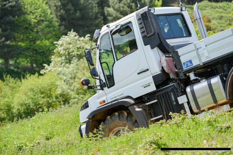SMMT Test Days 2015 - Millbrook Off-Road Course 10