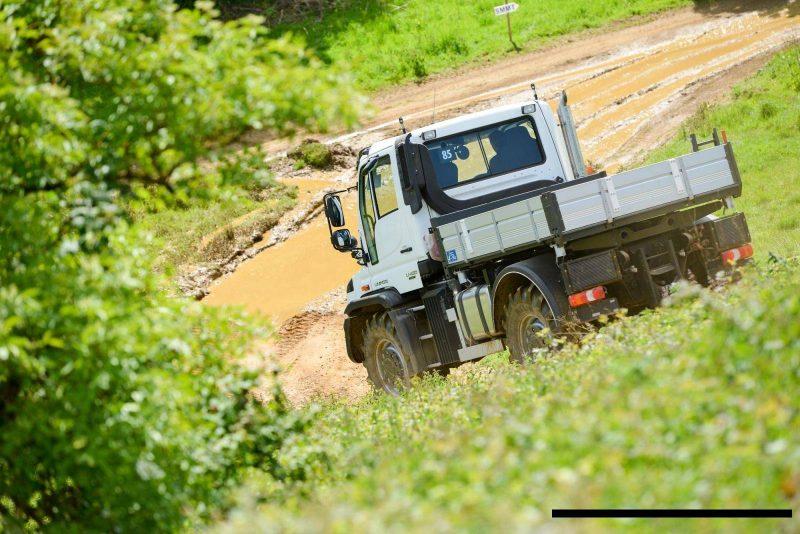 SMMT Test Days 2015 - Millbrook Off-Road Course 11