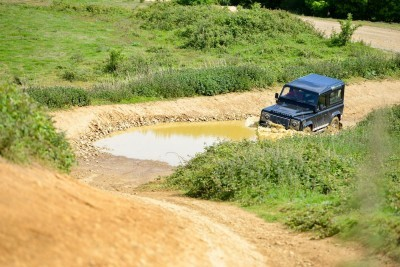 SMMT Test Days 2015 - Millbrook Off-Road Course 16