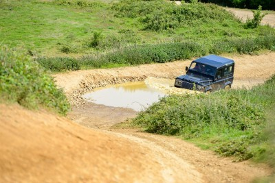 SMMT Test Days 2015 - Millbrook Off-Road Course 17