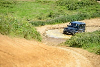 SMMT Test Days 2015 - Millbrook Off-Road Course 18