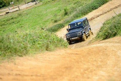 SMMT Test Days 2015 - Millbrook Off-Road Course 20