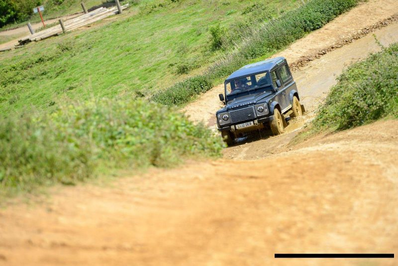 SMMT Test Days 2015 - Millbrook Off-Road Course 20