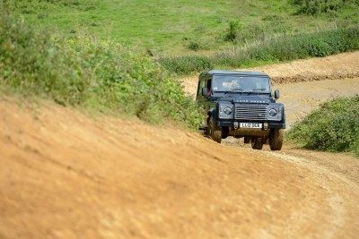 SMMT Test Days 2015 - Millbrook Off-Road Course 21