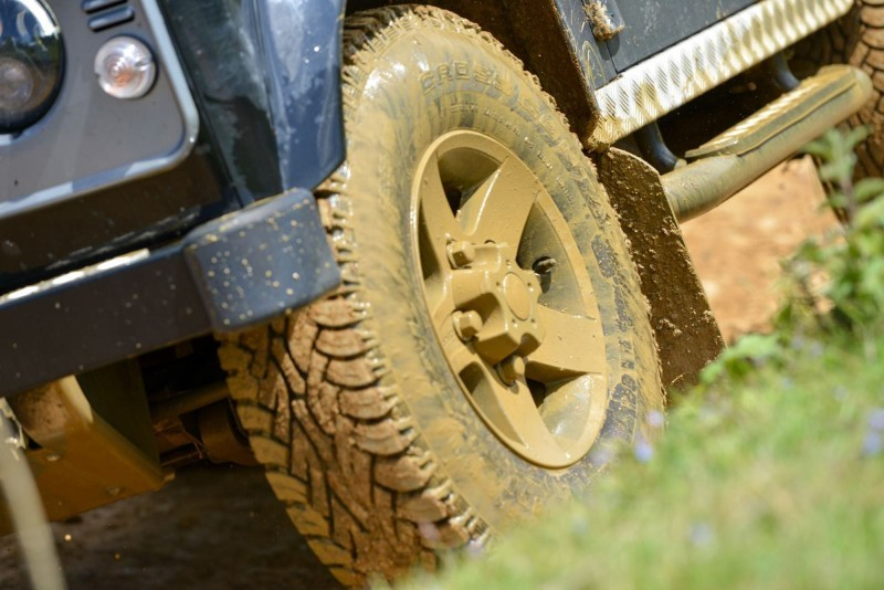 SMMT Test Days 2015 - Millbrook Off-Road Course 22