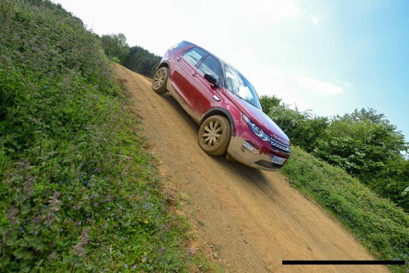 SMMT Test Days 2015 - Millbrook Off-Road Course 25