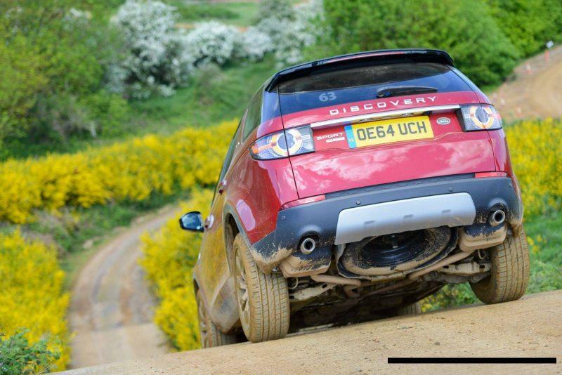 SMMT Test Days 2015 - Millbrook Off-Road Course 28
