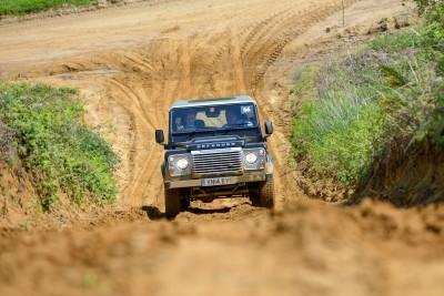 SMMT Test Days 2015 - Millbrook Off-Road Course 36