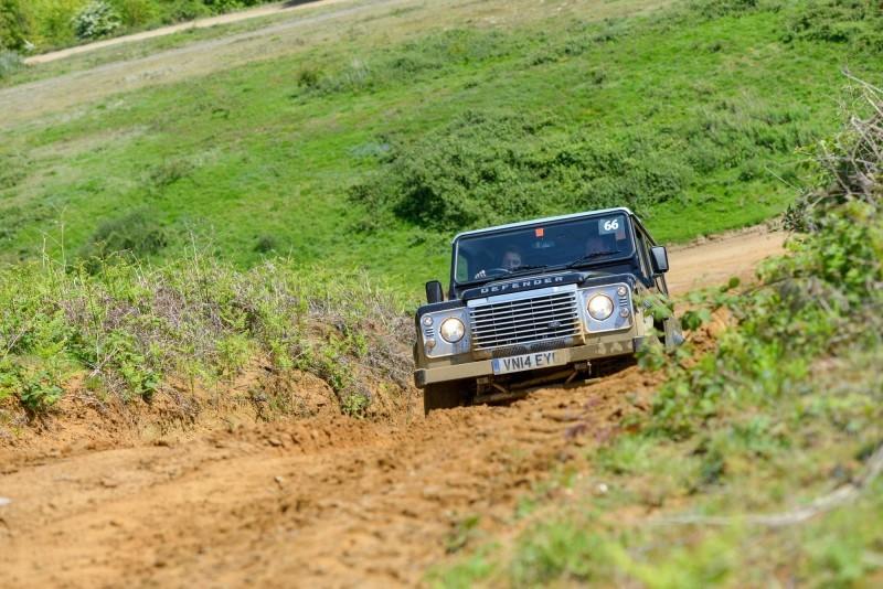SMMT Test Days 2015 - Millbrook Off-Road Course 37
