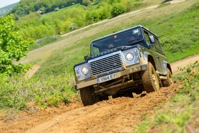 SMMT Test Days 2015 - Millbrook Off-Road Course 38