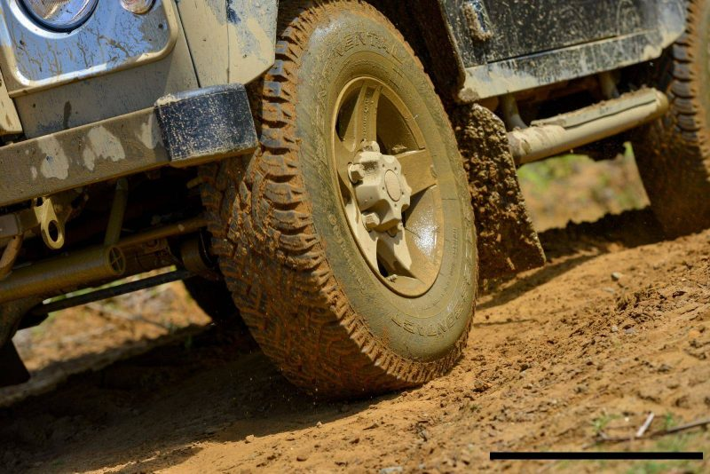SMMT Test Days 2015 - Millbrook Off-Road Course 40