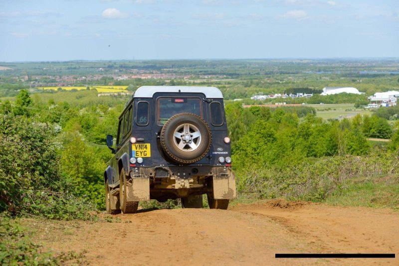 SMMT Test Days 2015 - Millbrook Off-Road Course 41