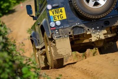 SMMT Test Days 2015 - Millbrook Off-Road Course 42