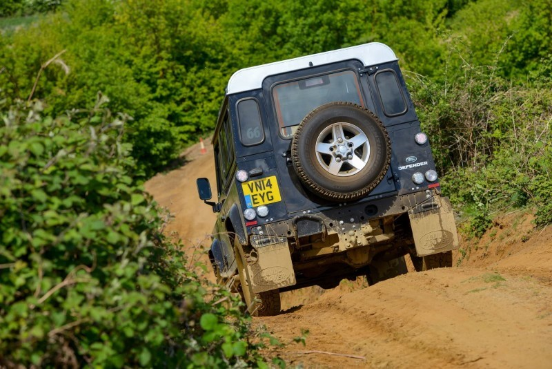 SMMT Test Days 2015 - Millbrook Off-Road Course 43