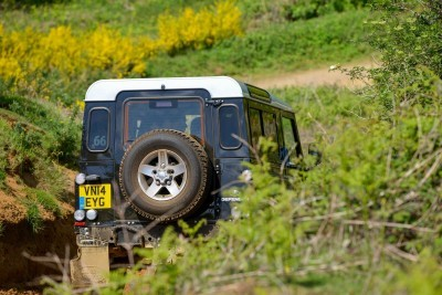 SMMT Test Days 2015 - Millbrook Off-Road Course 44