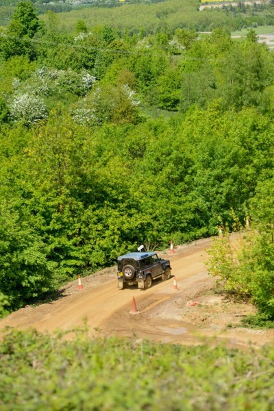 SMMT Test Days 2015 - Millbrook Off-Road Course 45