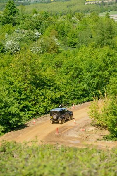SMMT Test Days 2015 - Millbrook Off-Road Course 45
