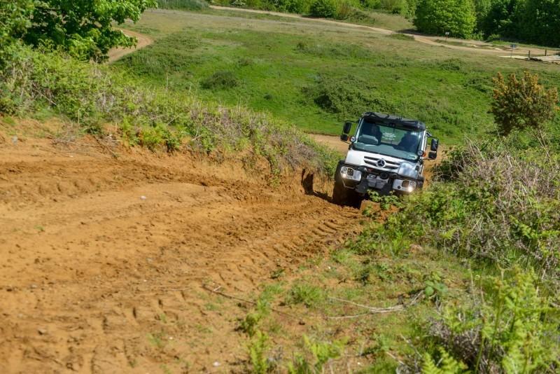 SMMT Test Days 2015 - Millbrook Off-Road Course 47