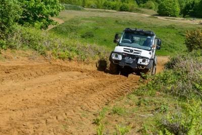 SMMT Test Days 2015 - Millbrook Off-Road Course 48