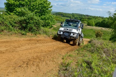SMMT Test Days 2015 - Millbrook Off-Road Course 49