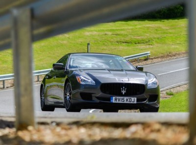 SMMT Test Days 2015 - Millbrook Off-Road Course 5